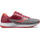 saucony Ride 10 Running Shoes Women grey/red
